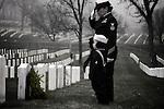 Wreaths Across America 12-12-2015 Wood National Cemetery, Milwaukee WI