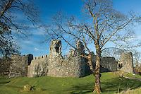 Inverlochy Castle near Fort William, Lochaber