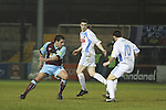 United's John Lester (6) as Drogheda Utd V UCD in the Airtricity League. (result UCD 1 Drogheda Utd 0)..(Photo credit should read Jenny Matthews/www.newsfile.ie)....This Picture has been sent you under the conditions enclosed by:.Newsfile Ltd..The Studio,.Millmount Abbey,.Drogheda,.Co Meath..Ireland..Tel: +353(0)41-9871240.Fax: +353(0)41-9871260.GSM: +353(0)86-2500958.email: pictures@newsfile.ie.www.newsfile.ie.
