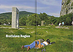 Spectacular Slovakia Guide 2010 - 15th Edition: Bratislava Region Section, pgs. 64-65.  Release date: September 13, 2010.