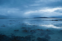 View from Berneray towards North Uist, Western Isles, Scotland