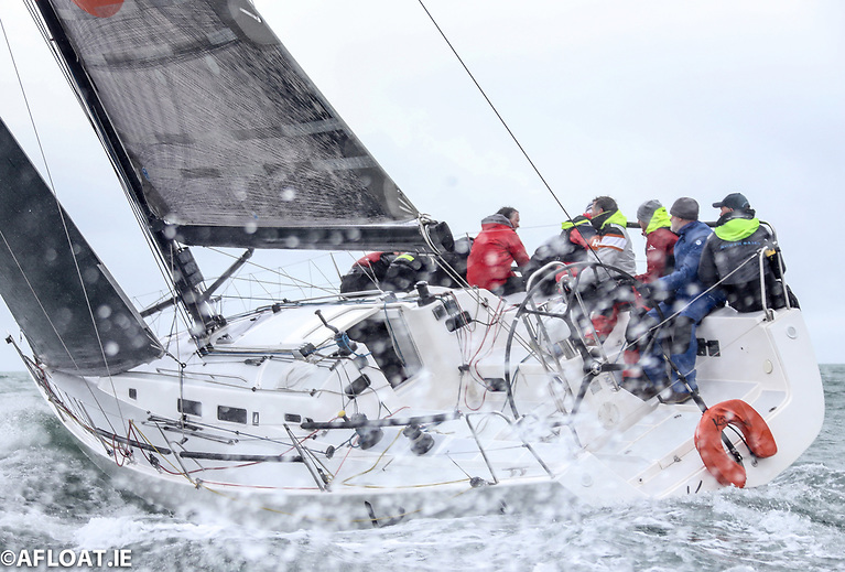 Wins at the ICRA National Championships and Calves Week put Greystones Harbour J/122 Kaya (Frank Whelan) at the top of the ICRA Boat of the Year table