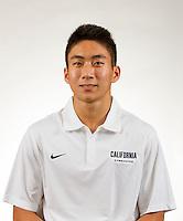 BERKELEY CA - AUGUST 24--CAL Men's Gymnastics Portraits and Team Photo.