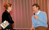 24-2-07,Tennis,Netherlands,Rotterdam,ABNAMROWTT, Kristy Boogert interviews Sjeng Schalken