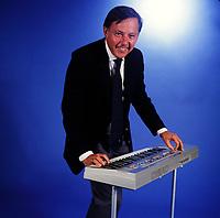 FILE -  Bernard Landry<br />  durant la couse a la chefferie du PQ <br />  circa 1985<br /> <br /> <br /> PHOTO :  Harold Beaulieu<br />  - Agence Quebec Presse