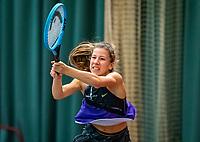 Wateringen, The Netherlands, December 4,  2019, De Rhijenhof , NOJK 14 and18 years, Isis van den Broek (NED)<br /> Photo: www.tennisimages.com/Henk Koster