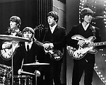 BEATLES June 1966 This was the only live Top Of The Pops show done by the Beatles.© Chris Walter