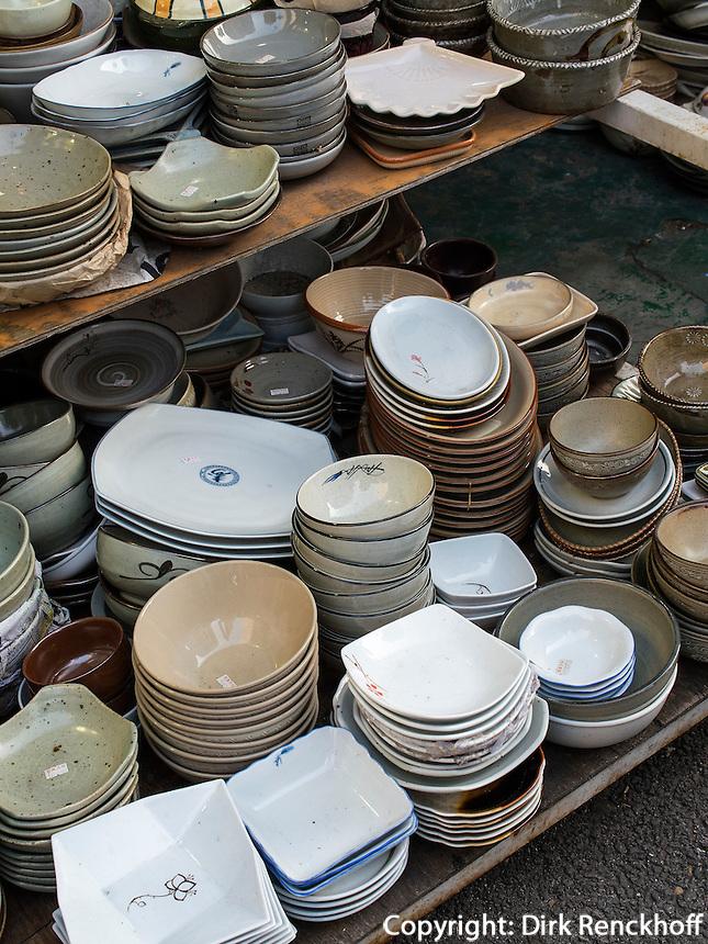 Geschäft auf der Straße Insadong gil in Seoul, Südkorea, Asien<br /> Shop on  Insadong gil,  Seoul, South Korea, Asia