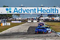 #64: TeamTGM Chevrolet Camaro GT4.R, GS: Ted Giovanis, Owen Trinkler