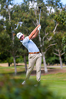 Luke Toomey. Day one of the Jennian Homes Charles Tour / Brian Green Property Group New Zealand Super 6's at Manawatu Golf Club in Palmerston North, New Zealand on Thursday, 5 March 2020. Photo: Dave Lintott / lintottphoto.co.nz
