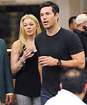 LeAnn Rimes and Eddie Cibrian at The World Poker Tour Celebrity Invitational Tournament held at The Commerce Casino in The City of Commerce, California on February 20,2010                                                                   Copyright 2010  DVS / RockinExposures