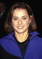 Nadia Comăneci 1992<br /> Photo by Adam Scull/PHOTOlink