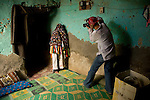 Deddeda has the rare opportunity to photograph a Berber Siwan woman in her home in the Siwa Oasis, Egypt.