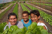 Agricultura Familiar.<br /> Barcarena, Pará, Brasil.<br /> Foto Paulo Santos