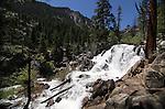 Hot Springs Creek Falls