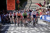 Ashleigh Moolman (RFA/SD Worx)<br /> <br /> Women Elite - Road Race (WC)<br /> from Antwerp to Leuven (158km)<br /> <br /> UCI Road World Championships - Flanders Belgium 2021<br /> <br /> ©kramon