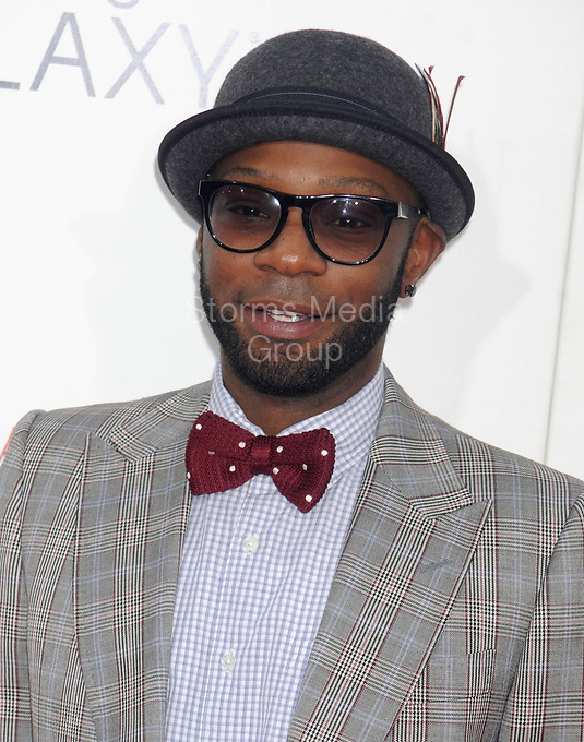 NEW YORK, NY - AUGUST 05: Nelsan Ellis attends 'The Butler' New York Premiere at Ziegfeld Theater on August 5, 2013 in New York City.<br /> <br /> People:  Nelsan Ellis