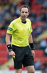 St Johnstone v Stirling Albion…30.07.16  McDiarmid Park. Betfred Cup<br />Referee Barry Cook<br />Picture by Graeme Hart.<br />Copyright Perthshire Picture Agency<br />Tel: 01738 623350  Mobile: 07990 594431