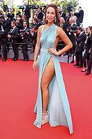 Invitées sur le tapis rouge pour la soirée dans le cadre de la journée anniversaire de la 70e édition du Festival du Film à Cannes, Palais des Festivals et des Congres, Cannes, Sud de la France, mardi 23 mai 2017.