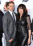 Charlie Hunnam and Katey Sagal at FX screening of Sons of Anarchy Season 6 held at Dolby Theatre in Hollywood, California on September 07,2013                                                                   Copyright 2013 Hollywood Press Agency