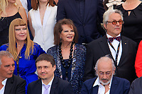 Andrea ARNOLD, Claudia CARDINAL, George MILLER, Laurent CANTET, Christian MUNGIU et Jerry SCHATZBERG - PHOTOCALL DES PERSONNALITES AU 70EME ANNIVERSAIRE DU FESTIVAL DU FILM CANNES