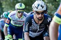 Victor Campenaerts (BEL/Qhubeka NextHash)<br /> <br /> 17th Benelux Tour 2021<br /> Stage 5 from Riemst to Bilzen (BEL/192km)<br /> <br /> ©kramon