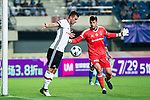 Besiktas Istambul Midfielder Oguzhan Ozyakup (L) and Besiktas Istambul Goalkeeper Tolga Zengin (R) during the Friendly Football Matches Summer 2017 between FC Schalke 04 Vs Besiktas Istanbul at Zhuhai Sport Center Stadium on July 19, 2017 in Zhuhai, China. Photo by Marcio Rodrigo Machado / Power Sport Images
