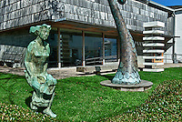 Provincetown Art Association and Museum, Cape Cod, Massachusetts, USA