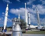 USA, Florida, Cape Caneveral: John F. Kennedy Space Center | USA, Florida, Cape Caneveral: John F. Kennedy Space Center