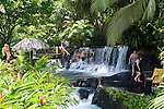 Tabacon Hot Springs in Arenal Costa Rica