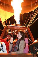 20120502 May 02 Hot Air Balloon Cairns