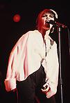 Live photographs of singer, Pat Benatar