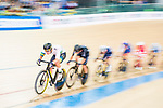 Sam Welsford of Australia competes in the Men's Omnium Finals during the 2017 UCI Track Cycling World Championships on 15 April 2017, in Hong Kong Velodrome, Hong Kong, China. Photo by Marcio Rodrigo Machado / Power Sport Images