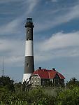 Light House Fire Island