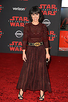 """Constance Zimmer at the world premiere for """"Star Wars: The Last Jedi"""" at the Shrine Auditorium. Los Angeles, USA 09 December  2017<br /> Picture: Paul Smith/Featureflash/SilverHub 0208 004 5359 sales@silverhubmedia.com"""