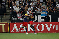 SÃO PAULO, SP 30.01.2019: CORINTHIANS-RB BRASIL - Italo comemora gol do RB Brasil. Corinthians e RB Brasil, em jogo válido pela quarta rodada do campeonato Paulista 2019, na Arena Corinthians, zona leste da capital. (Foto: Ale Frata/Codigo19)