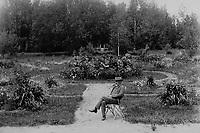 Русский композитор Петр Ильич Чайковском во Фроловском. / Russian composer Pyotr Ilyich Tchaikovsky at Frolovsky.