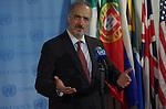 Syria Draft Resolution Veto UN