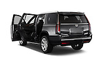 Car images of a 2015 Cadillac Escalade Premium 5 Door SUV 2WD Doors
