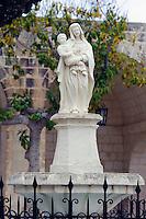 Kirche Shrine of Our Lady in Mellieha, Malta, Europa