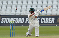 Steven Mullaney of Nottinghamshire in batting action during Nottinghamshire CCC vs Essex CCC, LV Insurance County Championship Group 1 Cricket at Trent Bridge on 7th May 2021