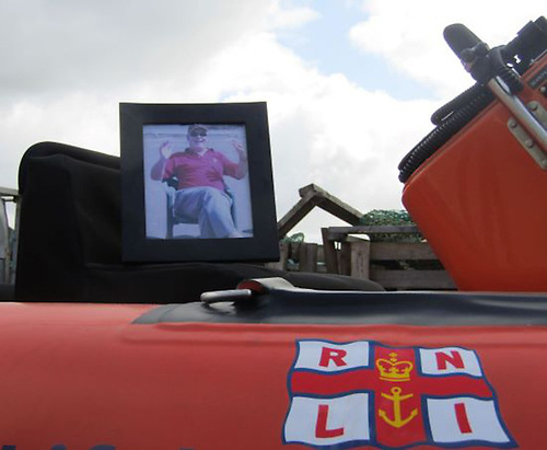 The new lifeboat has been funded through a legacy from the late Raymond Fielding | Credit: RNLI/Union Hall