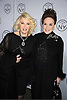 """Joan Rivers and Cindy Adams attends the """"Made in NY""""  Awards at Gracie Mansion on June 4, 2012 in New York City."""