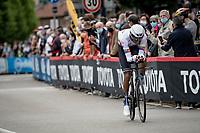Amanuel Ghebreigzabhier (ERI/Trek - Segafredo)<br /> <br /> 104th Giro d'Italia 2021 (2.UWT)<br /> Stage 1 (ITT) from Turin to Turin (8.6 km)<br /> <br /> ©kramon
