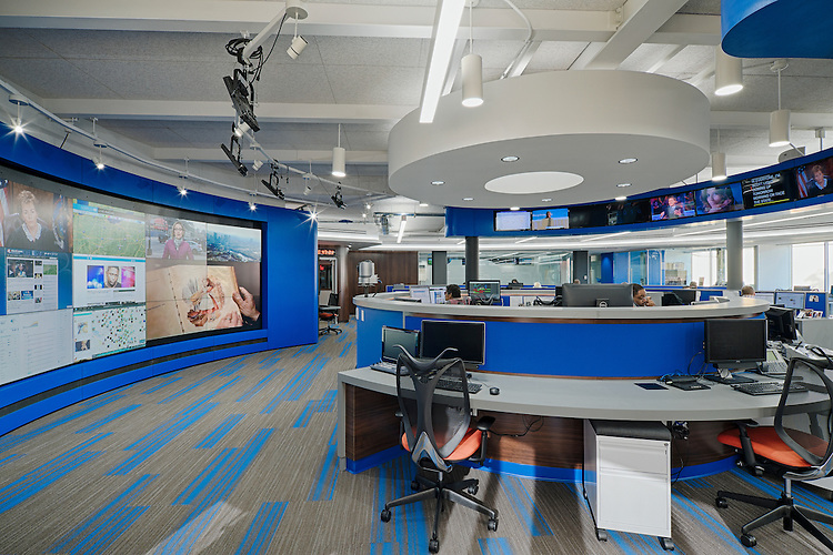 10TV WBNS Newsroom | Turner Construction