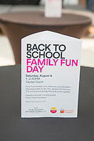 Back to School Family Fun Day Event 2018