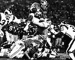 Los Angeles Rams and Detroit Lions football, Fine Art Photography by Ron Bennett, Fine Art, Fine Art photography, Art Photography, Copyright RonBennettPhotography.com ©