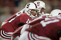 12 April 2007: Alex Loukas during the annual Spring Game at Stanford Stadium in Stanford, CA.