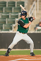 Augusta shortstop Anthony Contreras stands in to take his swings versus the Kannapolis Intimidators at Fieldcrest Cannon Stadium in Kannapolis, NC, Saturday, June 17, 2006.