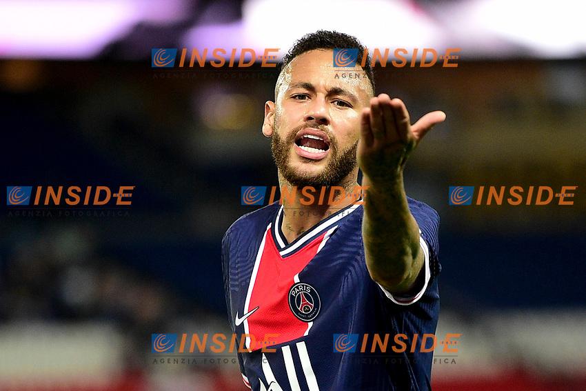 Neymar Jr (PSG) <br /> 13/09/2020<br /> Paris Saint Germain PSG vs Olympique Marseille OM <br /> Calcio Ligue 1 2020/2021  <br /> Foto JB Autissier Panoramic/insidefoto <br /> ITALY ONLY